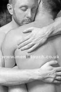menintouch hug massage